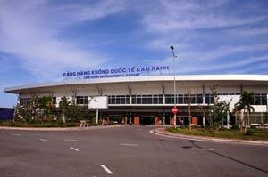 Международный аэропорт Нячанга «Камрань» во Вьетнаме