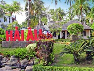 В отеле Hai Au Beach Seagull Resort & Spa вы найдете приемлемые цены и приятный отдых