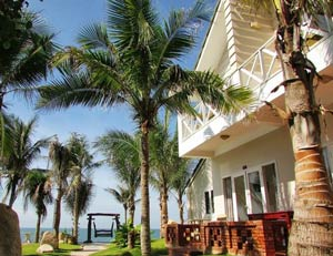 Прекрасный отель Muine Paradise Beach Resort 3* во Вьетнаме