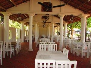 Завтраки в Mui Ne Paradise Beach Resort подаются бесплатно