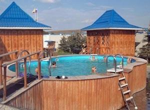 Слабоминерализованные щелочные воды Суворовских термальных источников