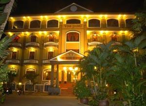 Отель Vinh Suong Seaside 3* во Вьетнаме, находится в средней ценовой категории