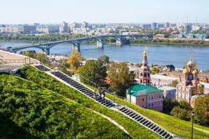 Лучшие достопримечательности Нижнего Новгорода - что посмотреть, куда сходить