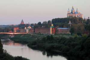 Лучшие достопримечательности Смоленска с названиями, описанием и фото