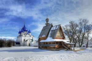 Что из достопримечательностей Суздаля можно посмотреть зимой