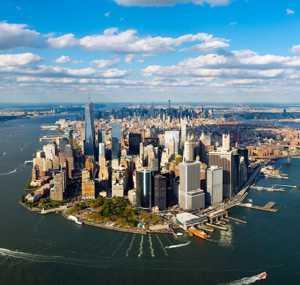 Лучшие достопримечательности Нью-Йорк Сити