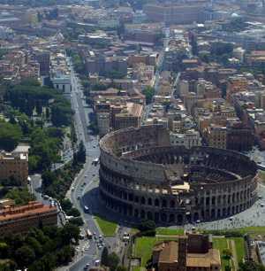 Лучшие достопримечательности Рима с фото и описанием