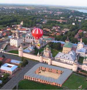 Лучшие достопримечательности Ростова Великого с фото и описанием