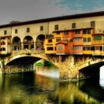 Мост Понте Веккьо - достопримечательность Флоренции