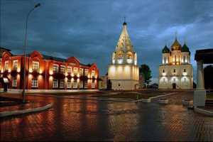 Лучшие достопримечательности Коломны с подробным описанием и фото