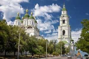 Астрахань и лучшие достопримечательности этого города