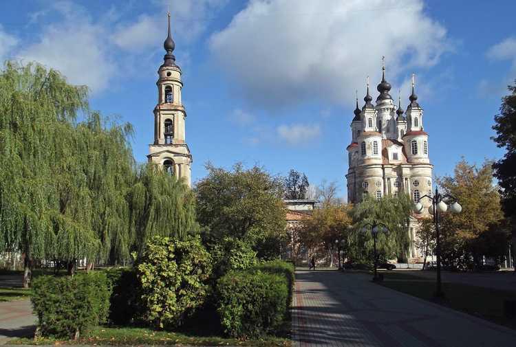 Церковь Косьмы и Дамиана в Калуге
