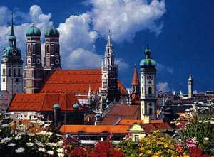 Главные достопримечательности центра города Мюнхена и его окрестностей за один день с фото и описанием