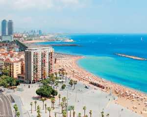 Город Барселона (Испания) и его главные достопримечательности в Готическом квартале и окрестностях с фото, названиями и описанием