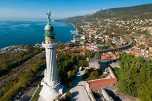 Достопримечательности города Триеста (Италия) с фото