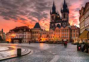 Лучшие достопримечательности города Праги (столицы Чехии) с фото и описаниями