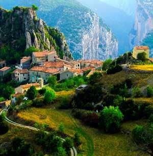 Лучшие природные достопримечательности Франции