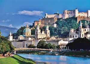 Что посмотреть и куда сходить в Зальцбурге (Германия) - лучшие достопримечательности города за один день с фото, названиями и описанием