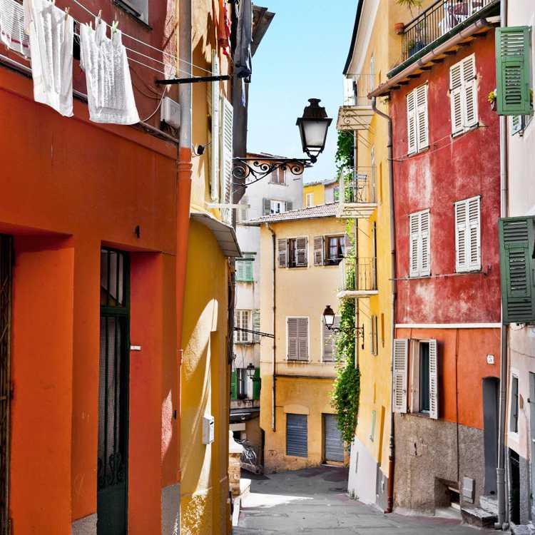Улочки Старой Ниццы