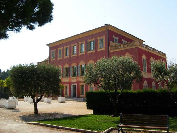 Музей Анри Матисса в Ницце