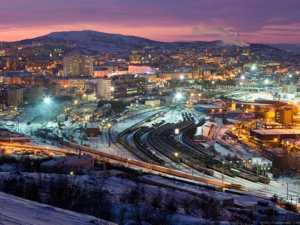 Красивые, интересные места и лучшие достопримечательности Мурманска с фото, названиями и описанием