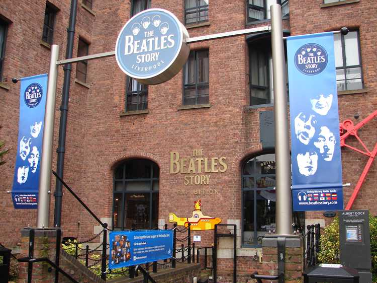 Музей Битлз в Ливерпуле (The Beatles Story Liverpool Museum)
