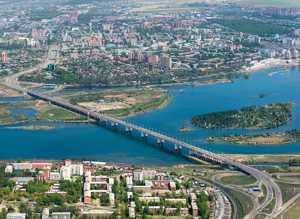 достопримечательности новосибирска фото с названиями и описанием