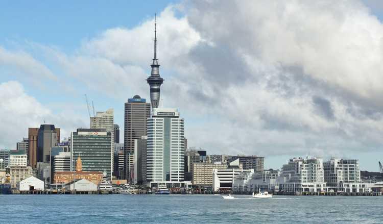 Лучшие достопримечательности Окленда в Новой Зеландии