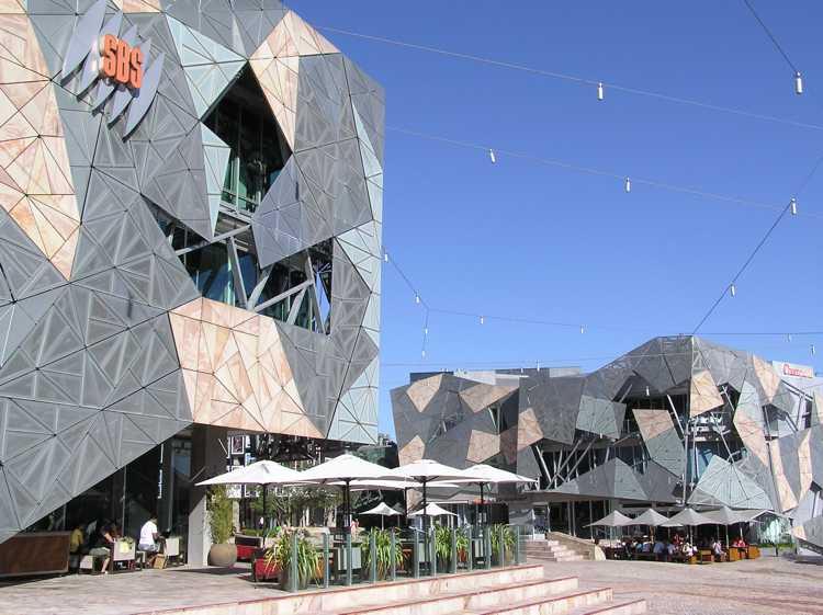 Необычная архитектура и другие достопримечательности Мельбурна