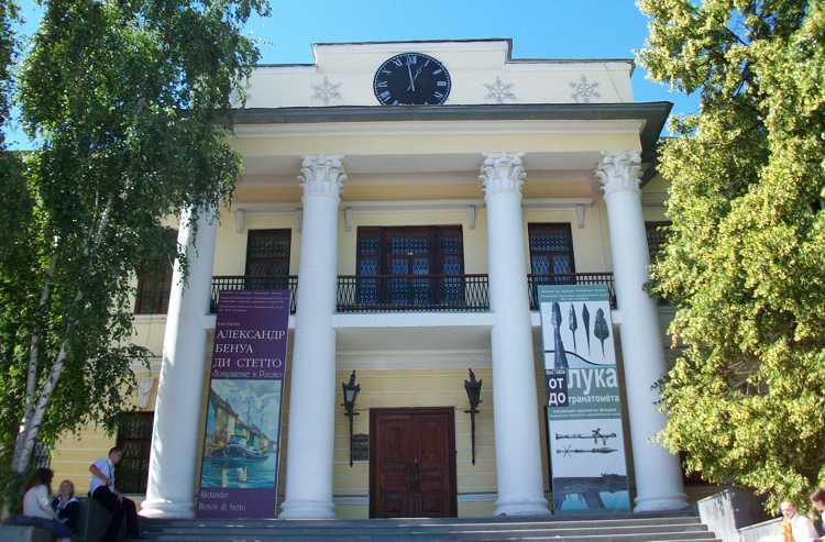 Музей Городская Дума в Тюмени