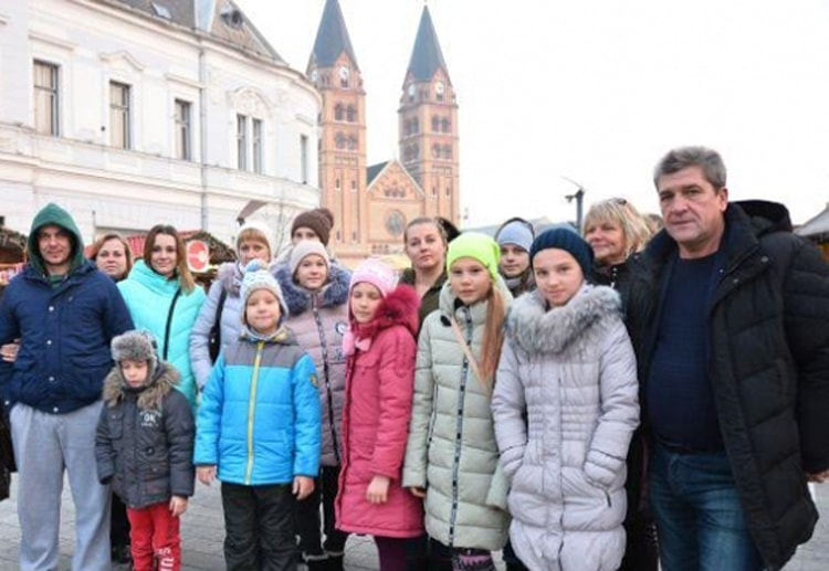 Экскурсии для детей по достопримечательностям Мукачево.