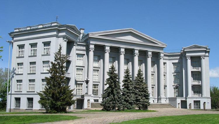 Национальный музей истории Украины, Киевская достопримечательность в которой есть что посмотреть.