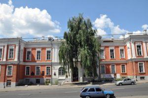 Памятник архитектуры в Харькове