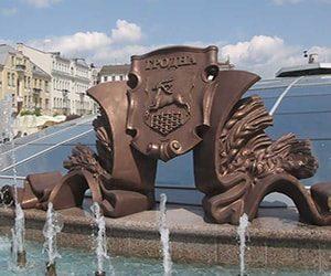 Символ города гродно достопримечательности и история культурной столицы