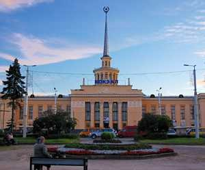 знакомство с городом петрозаводском