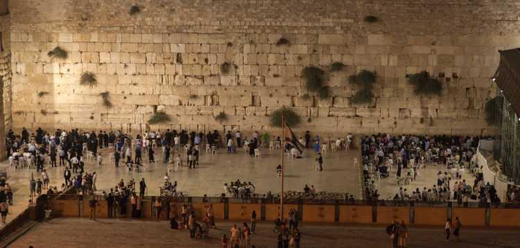 Стена Плача (Иерусалим, Израиль)