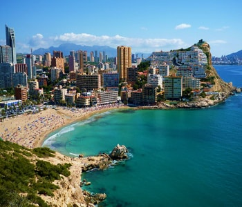 Аликанте, Испания.