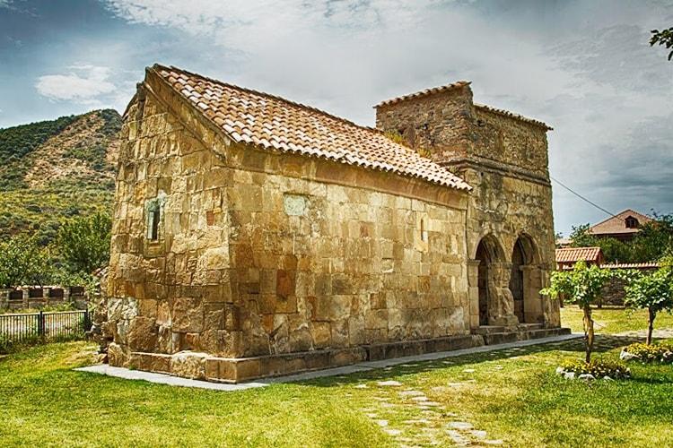 Антиохийская церковь, старинная достопримечательность Мцеты в Грузии.