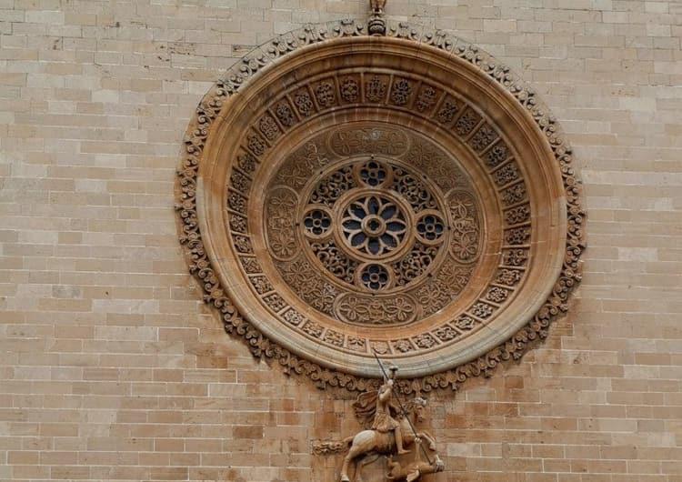 Базилика Святого Франциска - достопримечательность в Майорке.