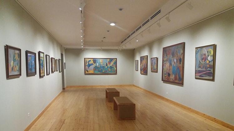 Дом-музей Мартироса Сарьяна – это государственный музей одного художника, там есть на что посмотреть в Армении за неделю пребывания.