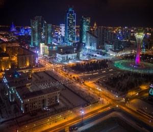 Казахстан и достопримечательности – уникальном государстве, расположенном в двух частях света.