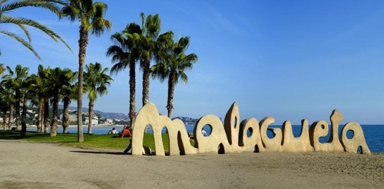 Отдохните на знаменитом пляже Малаги – Малагетте.