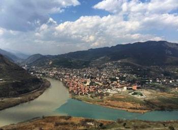 Мцхета и Джвари - что посмотреть и как добраться из Тбилиси