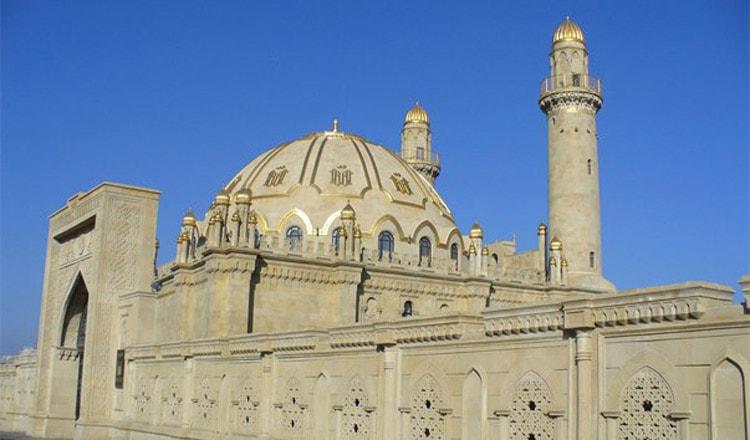 Мечеть Тезепир
