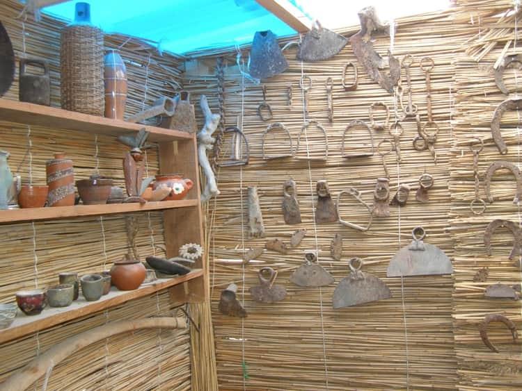 Музей народов Крыма является достопримечательностью города Бахчисарай.