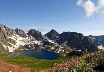 Национальный парк Казбеги.