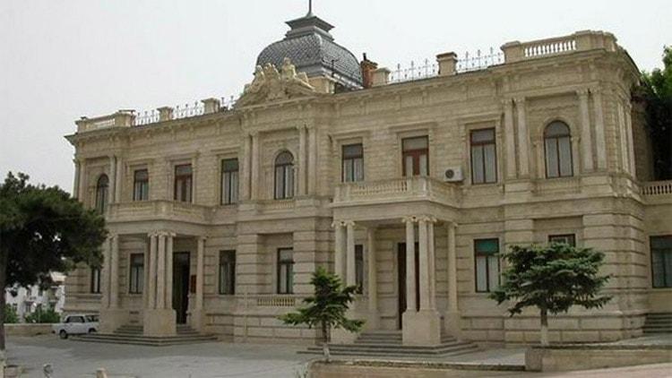 Национальный музей Азербайджана