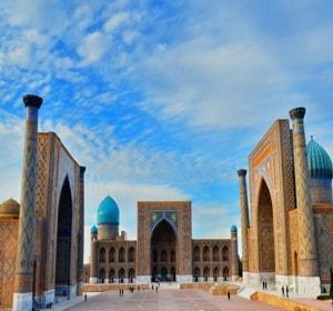 Самарканд – один из самых древних городов.