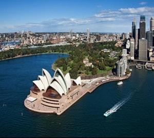 Достопримечательности Сиднея которые нужно посетить туристу.