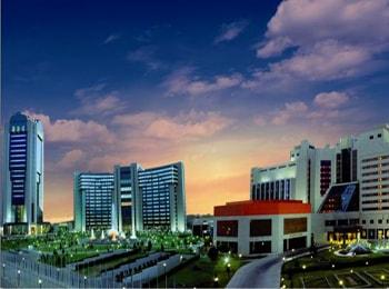 Столица Узбекистана, Ташкент.